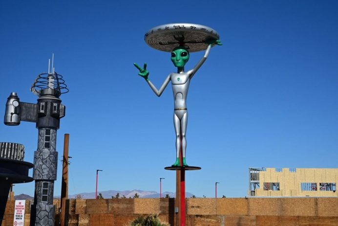 The Guy Behind The 'Area 51' Page Finally Revealed What He's Created