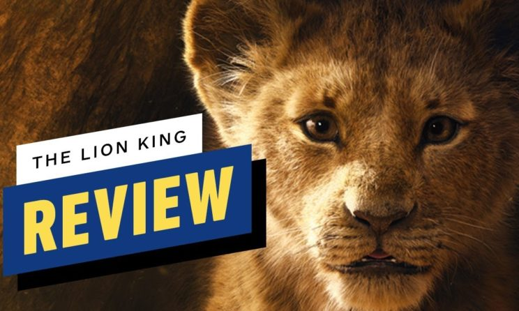 The Lion King Review: Beautifully Animated Movie With Fascistic Story & Visually Majestic