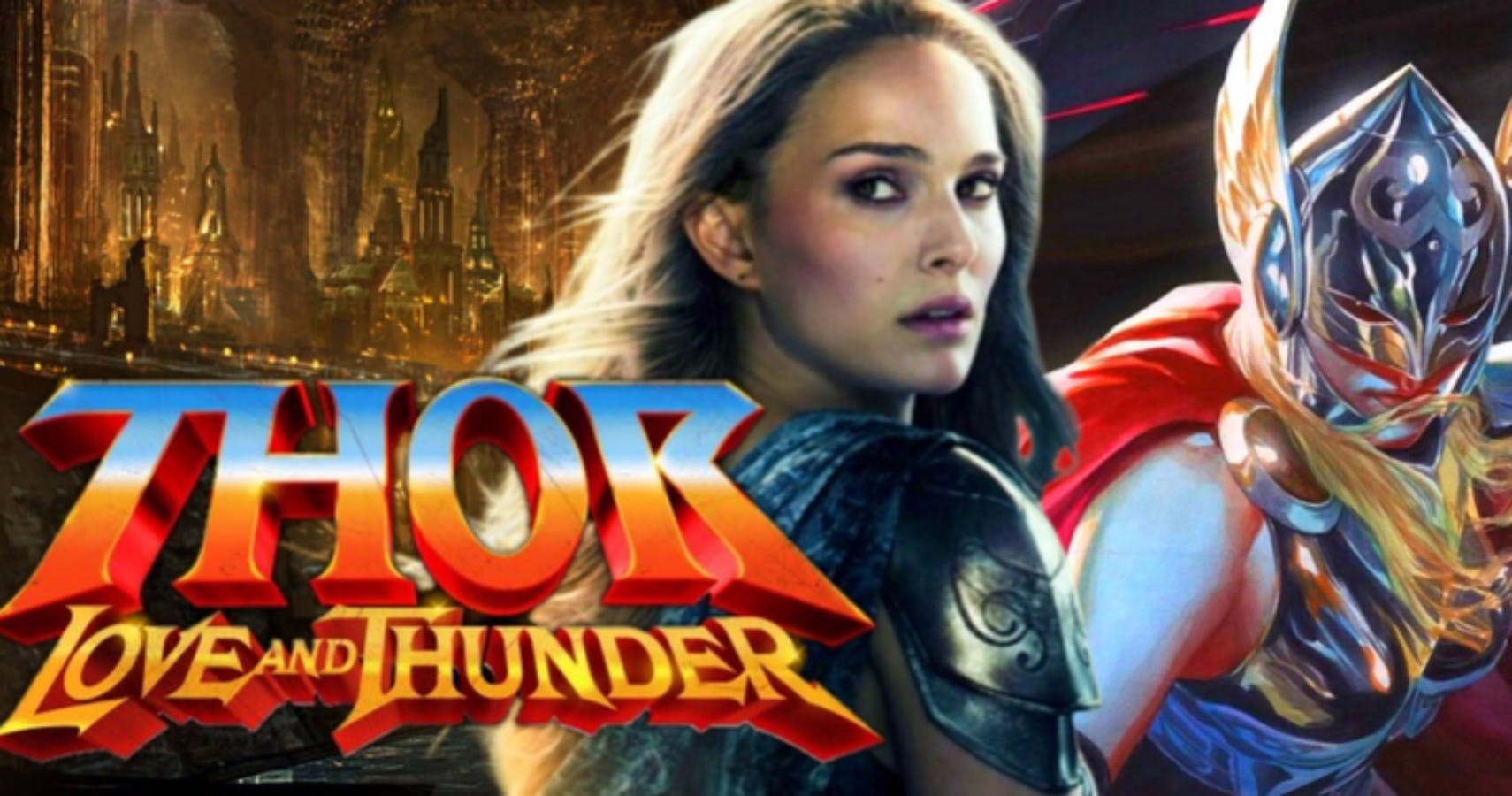 Thor: Love And Thunder- Here's Everything We Know About This Upcoming MCU Movie