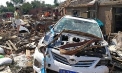 Tornado Tears Through Town In Northern China, Killing 6 And Many Injured