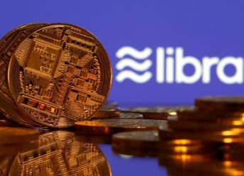 Trump Blows Bitcoins, Facebook's Libra, Demands For Banking Regulation
