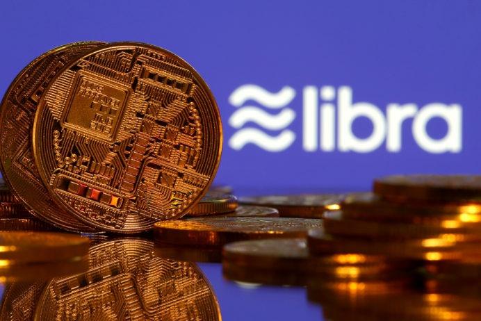 Trump Blows Bitcoins, Facebook's Libra, Demands For Banking Regulation