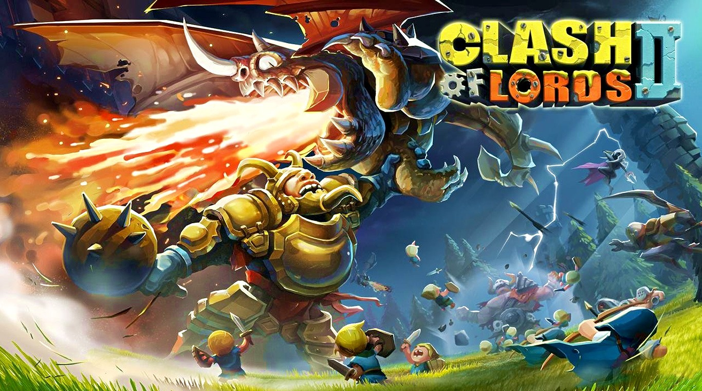 Clash Of Lords 2: How to Download The Game On PC With BlueStacks