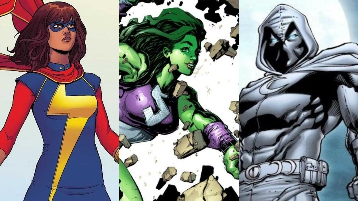 Disney+ Confirms 3 Additional Marvel Series- 'Ms. Marvel,' 'She-Hulk' TV Shows