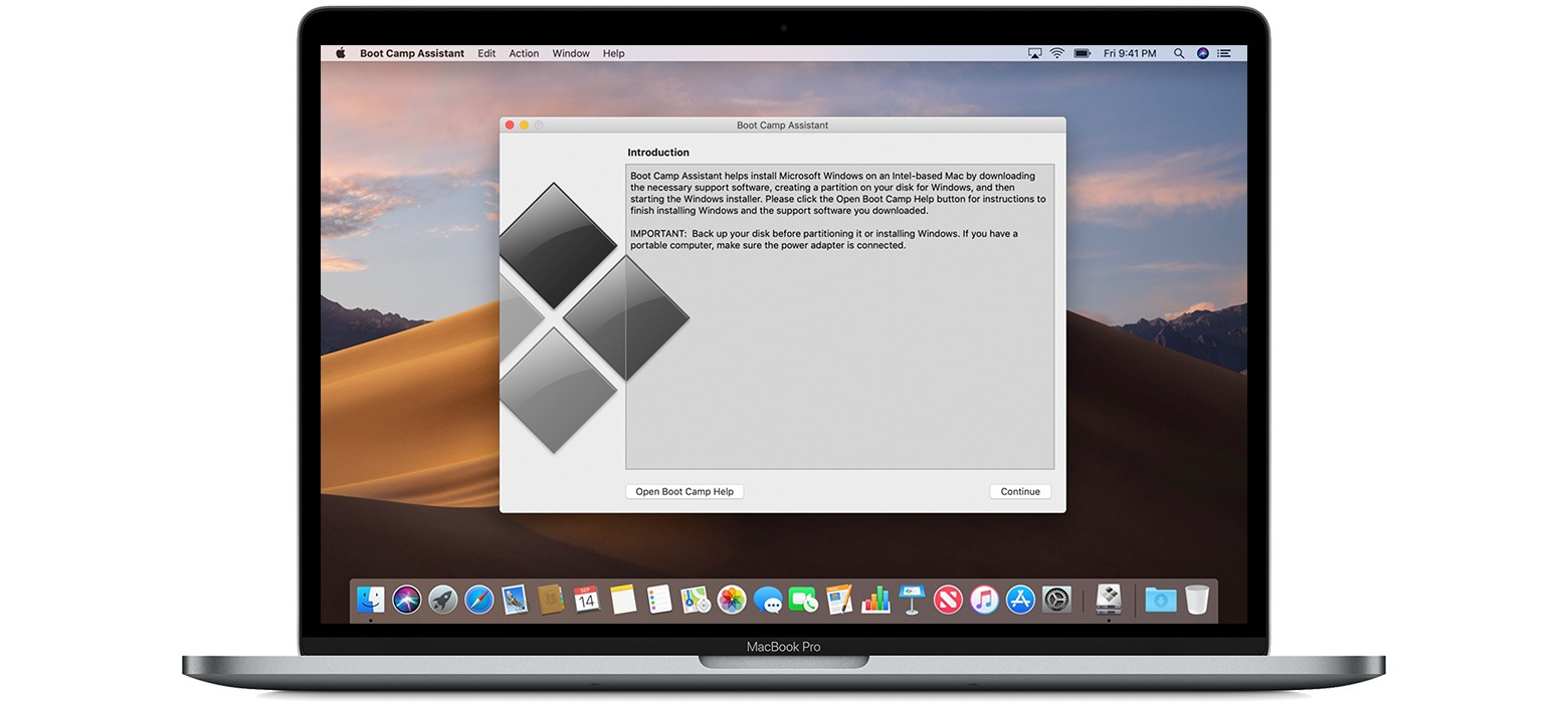 Here Are The Steps To Install Windows 10 On A Mac