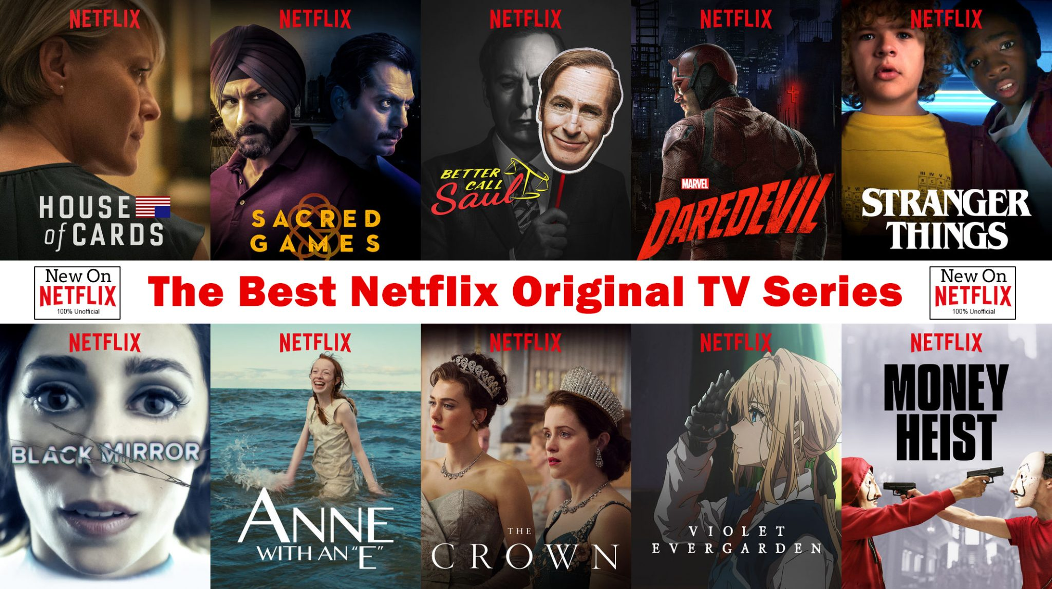 Here Are The Top Best Movies & TV Shows On Netflix This Month 2019