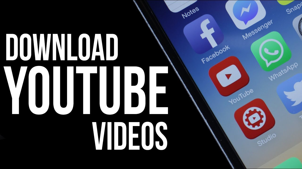 Here Is How To Download The YouTube Videos On iPhone, iPad Or Other iOS Devices