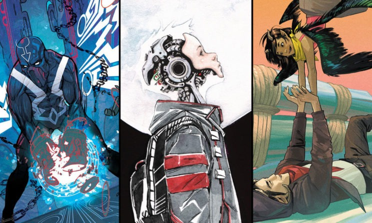 Here Is The List Of Top 8 Best Marvel Comics Of 2018-2019