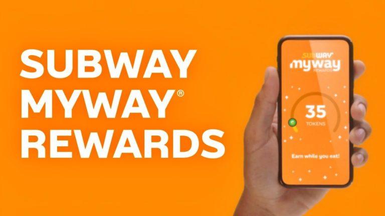 MySubwayCard Rewards Program; Here's Everything You Need To Know!