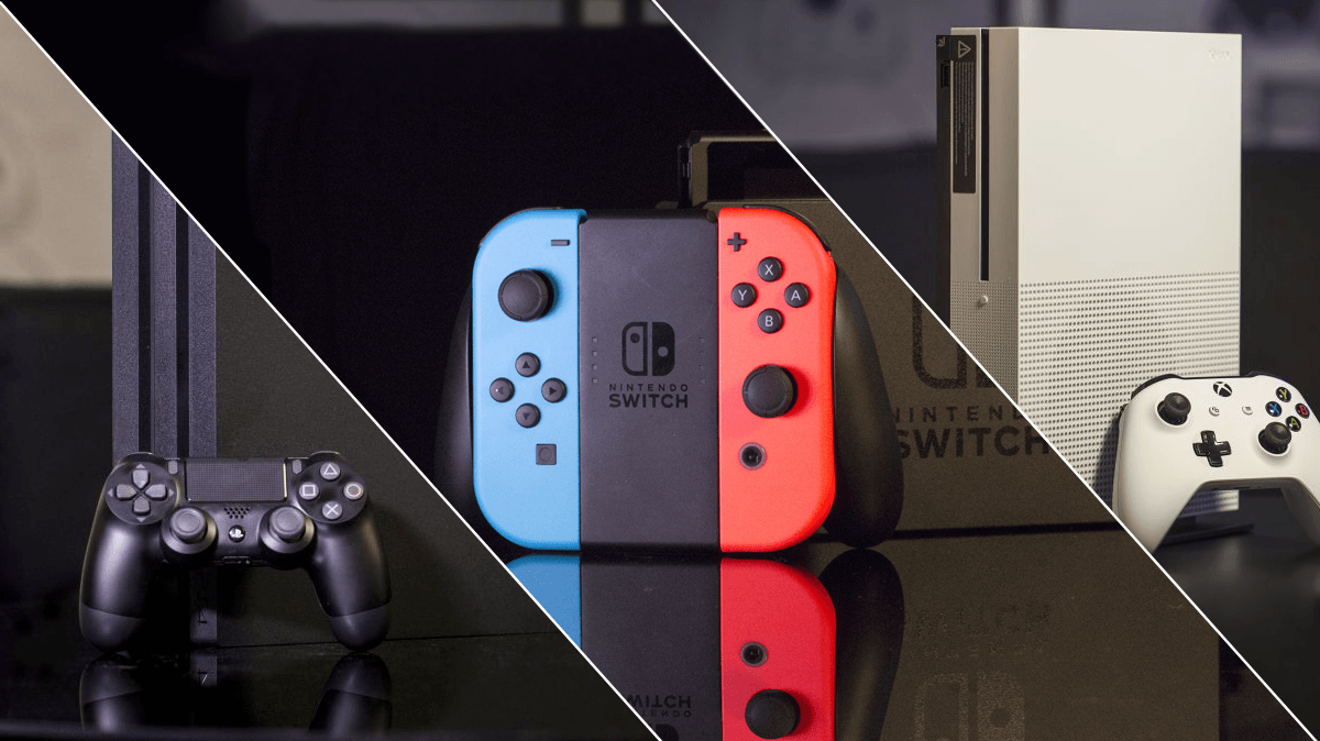 PS5 vs Nintendo Switch vs PS4: Which Is The Best Gaming Console?