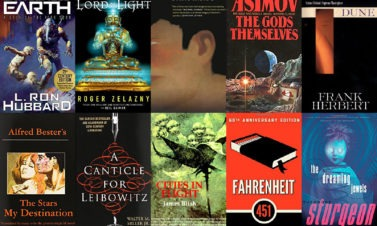 Top 6 Best Science Fiction Books To Read Before They Hit The Big Screen