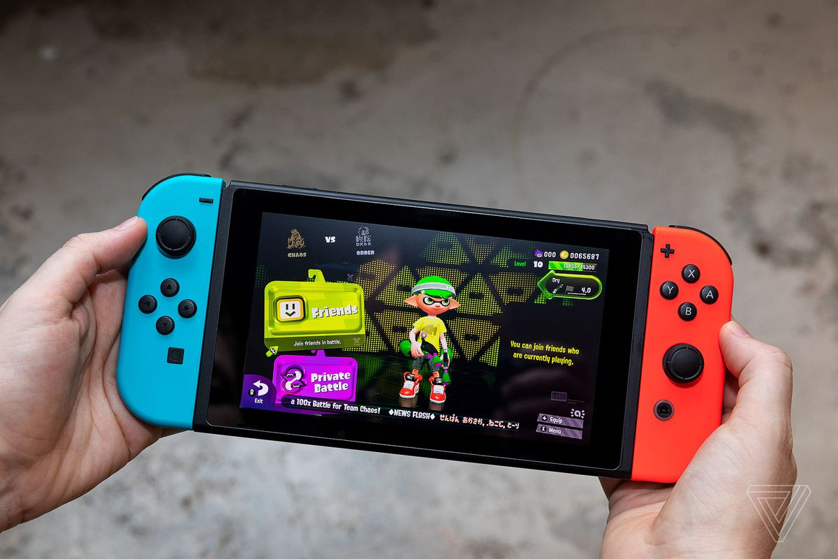 Here's Everything You Need To Know About Nintendo Switch
