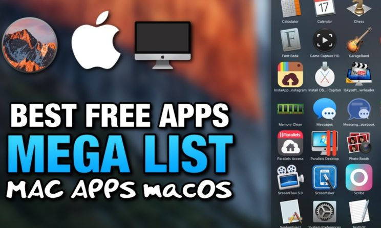 Here Are The Full List Of Top Best Mac Apps For 2019