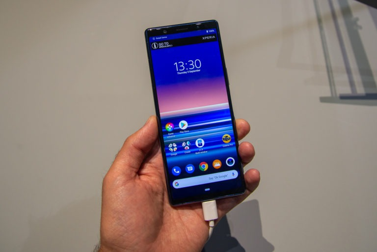 Sony Xperia 5 Hands-on Review; Here's The Features And Specifications