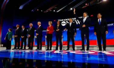 Third 2020 Democratic Primary Debate Highlights And Live Updates