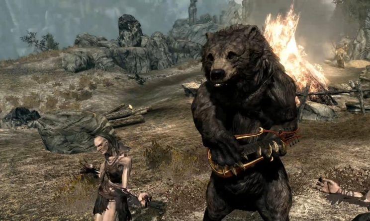 These Are The Top 8 Best Skyrim Mods Of All Times