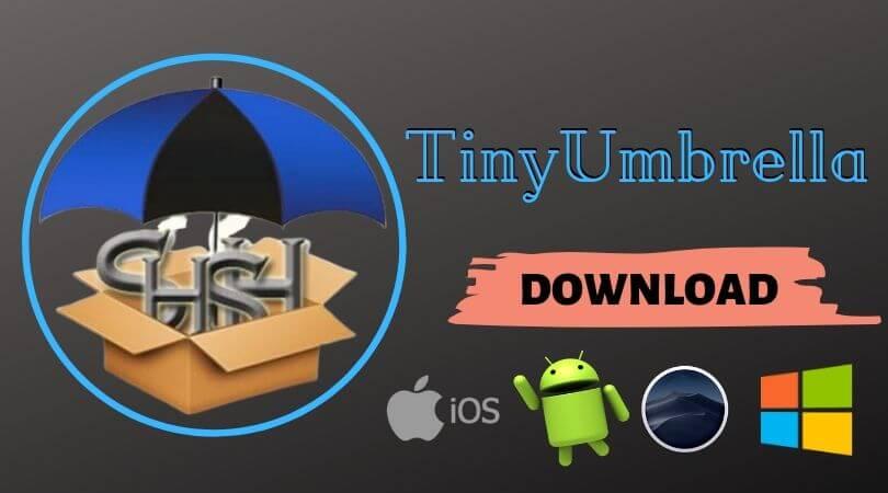 TinyUmbrella App: The Best iOS Tool To Downgrade iOS Softwares