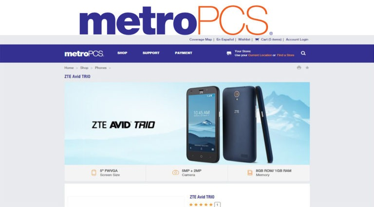 Metro PCS Login Online Guide At www.metropcs.com