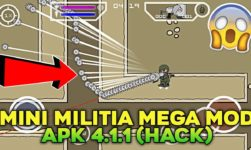 Mini Militia Hack: Unlimited Everything APK (2019 Edition)