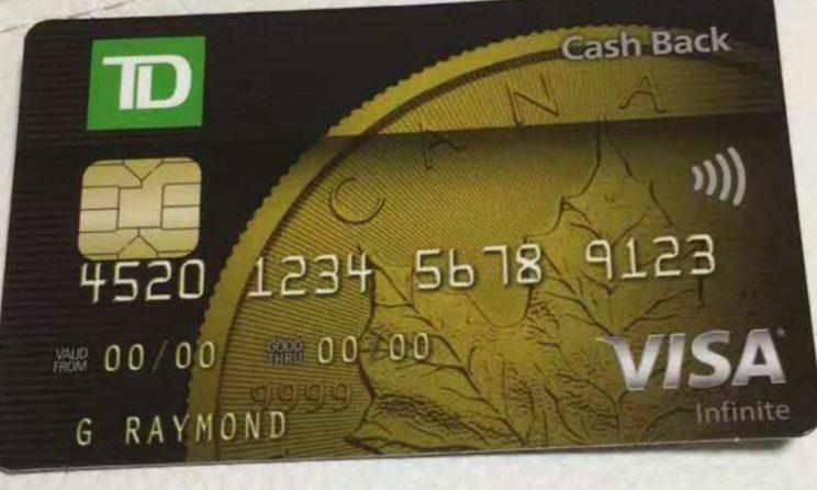 TDCardServices Login At www.tdcardservices.com To Pay Bill, Balance & Cash Back