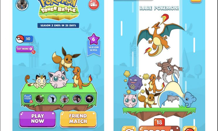 Facebook Gaming Releases Pokémon Tower Battle And Pokémon Medallion Battle As Instant Games