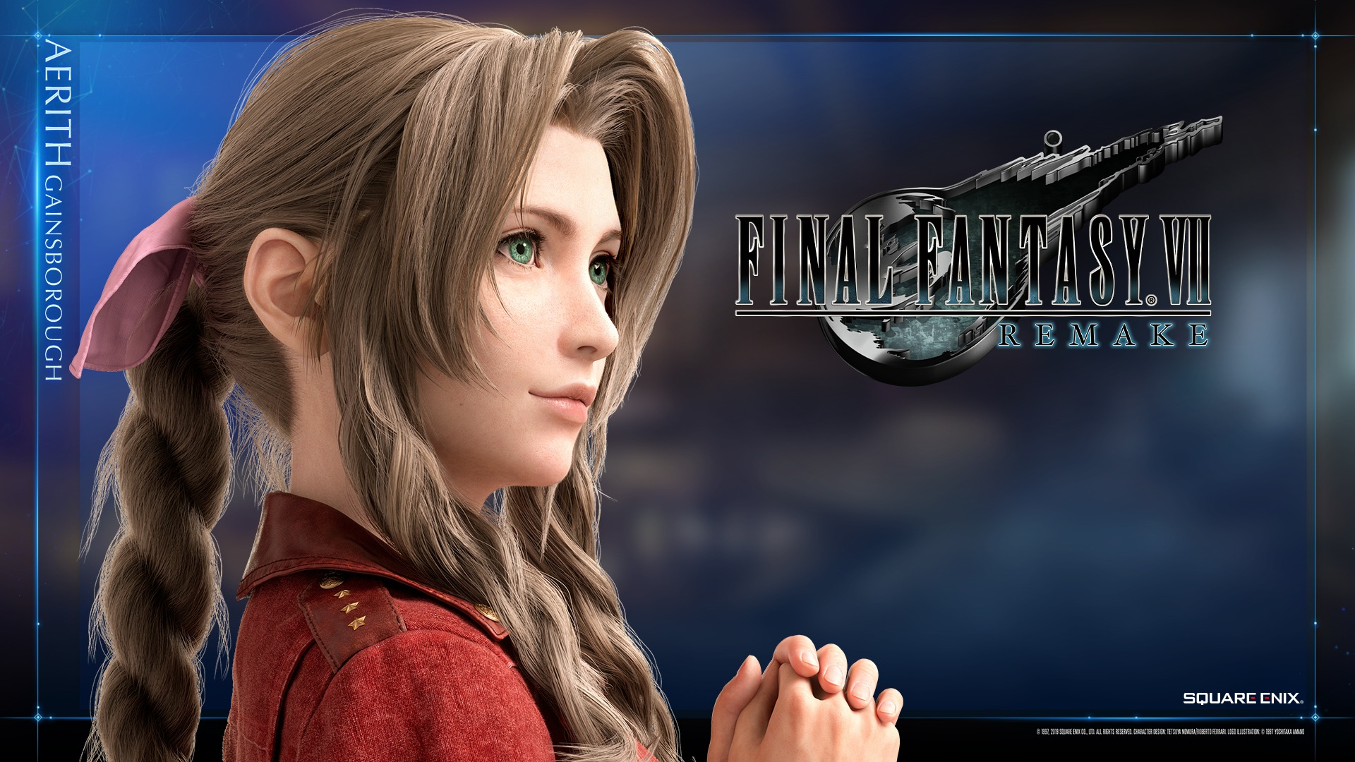Final Fantasy VII Remake Demo And Patapon 2 Remastered Icons Leaked