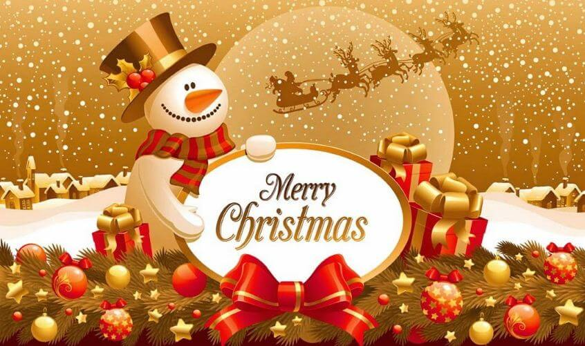 Merry Christmas 2019 HD Images, Quotes, Wishes & Messages
