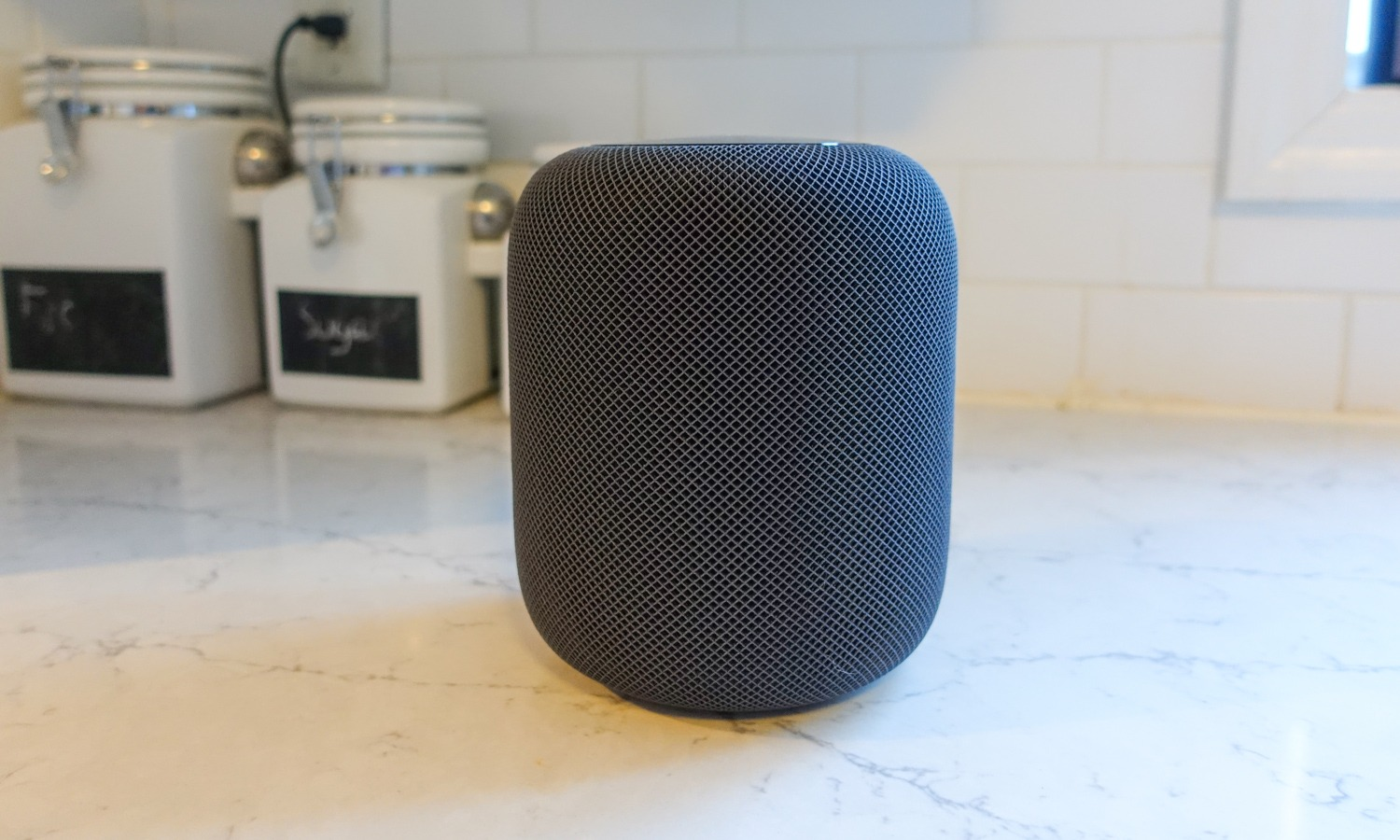 Apple Developing New Future Version of HomePod With Invisible Touch Controls