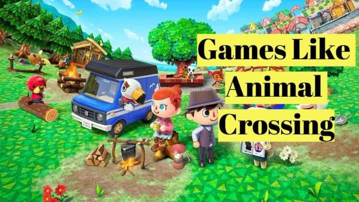 Animal Crossing Alternatives